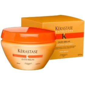 How to Apply a Kerastase Hair Mask