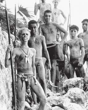 lord of the flies themes and quotes