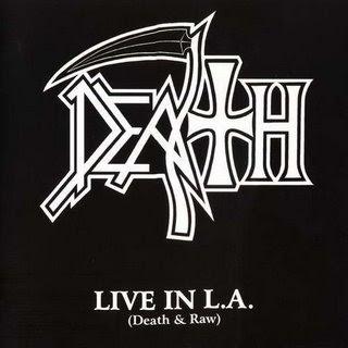 Discografia de Death Death+-+Live