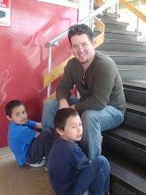 Matt and Friends from Joshua Station
