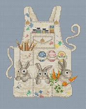 SAL - Easter Bunny's Apron Strings