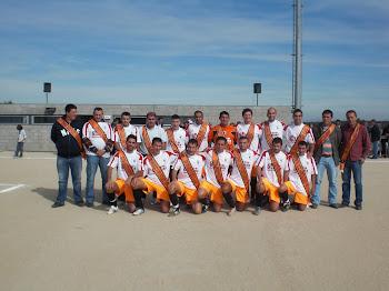 campeão 2a Distrital 2008/2009