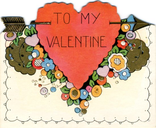 [vintage+valentine]