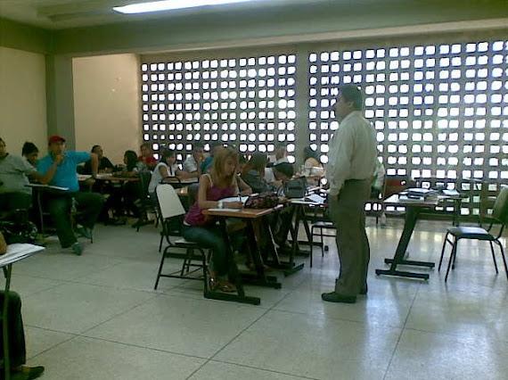 Clase de Ética y Docencia PAENA 2009, Sección 101