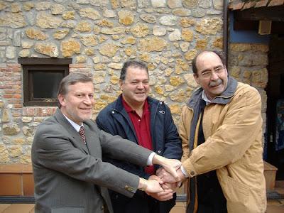 Cándido Vega alcalde de PONGA por UNIÓN ASTURIANISTA URAS-PAS