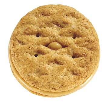 Peanut Butter Sandwich Girl Scout Cookies