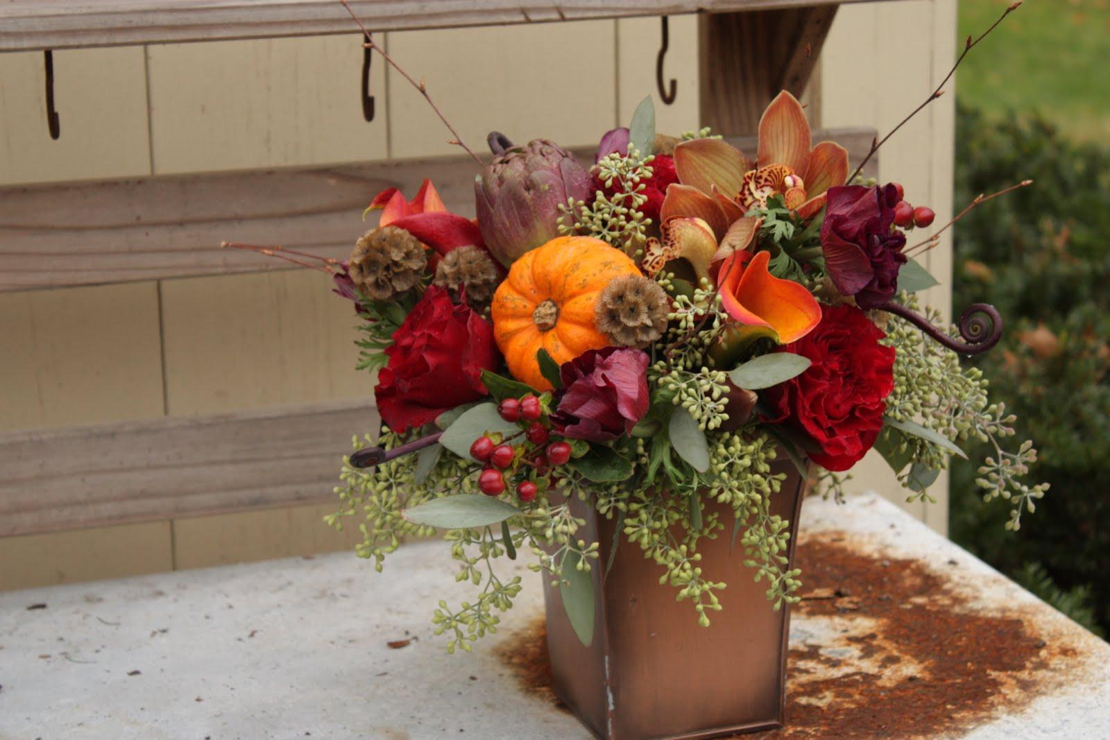 BLUSH floral design: November 2009