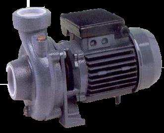 Pumpe za vodu centrfugalne
