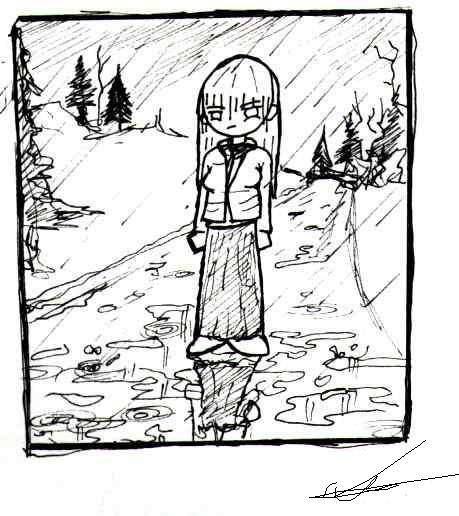 No lo Saba Test de Dibujo Persona bajo la Lluvia Primera Parte
