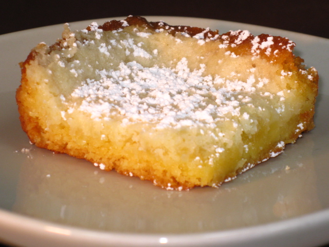gooey butter cake wikipedia the free encyclopedia gooey butter cake