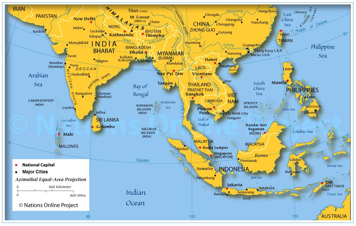 south east asia Idealvistalistco