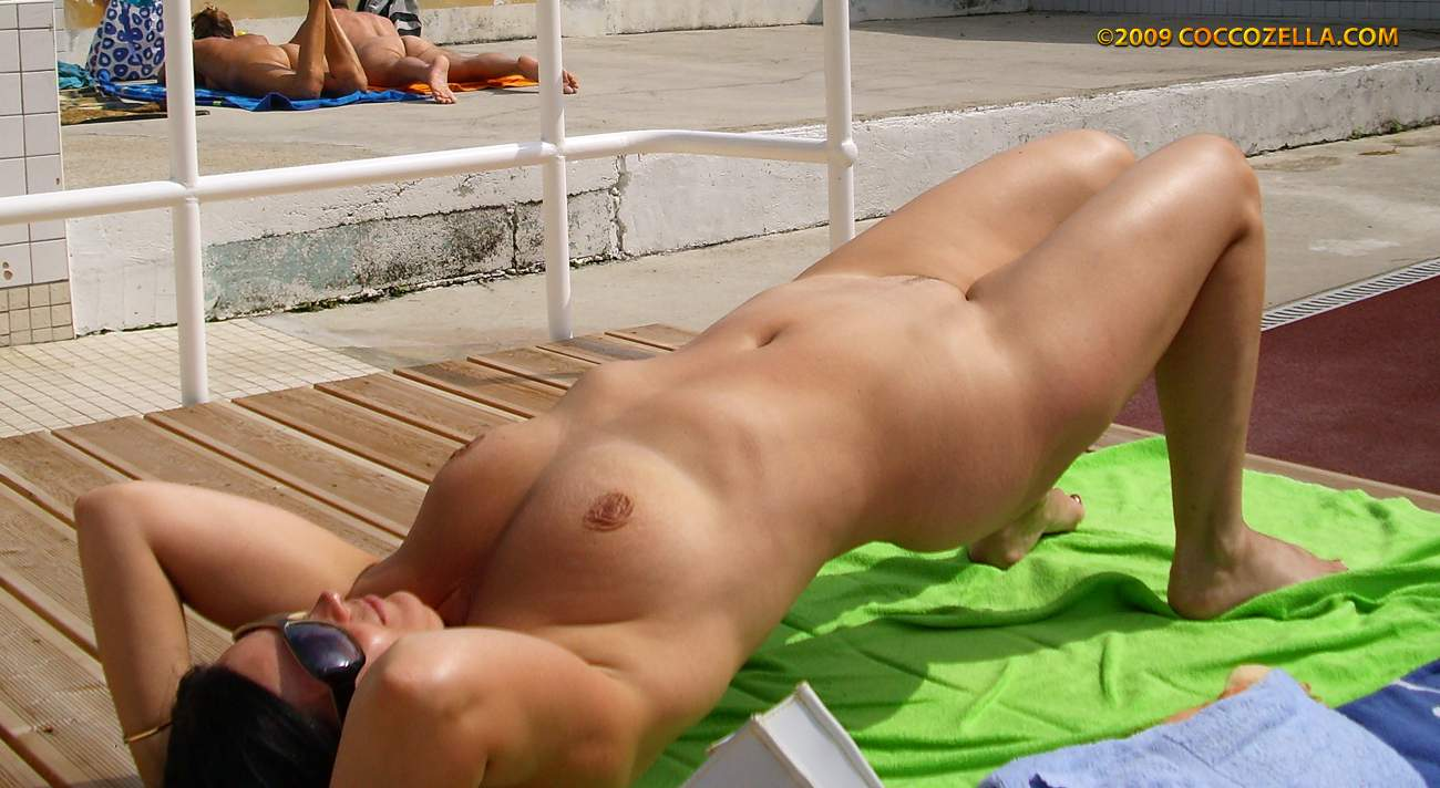 Remarkable, this Nude at Miami for that