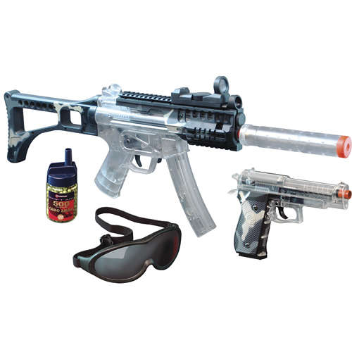 Airsoft guns assault rifles walmart