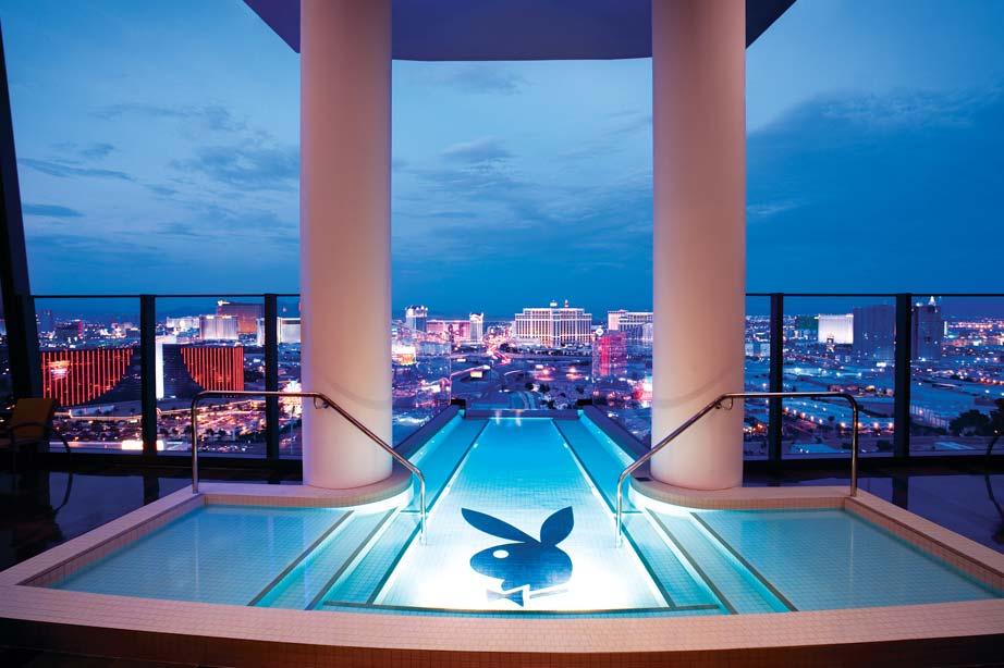 hugh hefner sky villa at the palms casino. Hugh Hefner Sky Villa