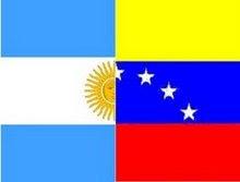 Venezuela y Argentina unidas contra la tirania