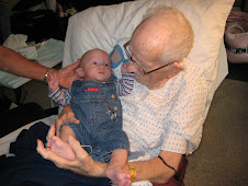 Peyton & Great Great Grandpa