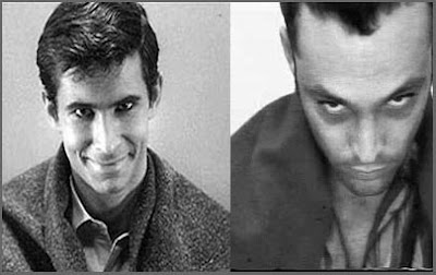 Antony Perkins (1960) ve Vince Vaughn (1998)