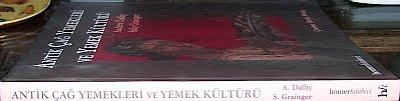 ANTİK ÇAĞ YEMEKLERİ VE YEMEK KÜLTÜRÜ - KENAR / SIRT