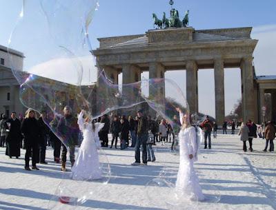 Brandenburg Kapısı - Berlin
