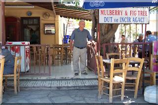 Tembellik Ağacı Kahvehanesi