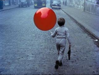 Kırmızı Balon 1956
