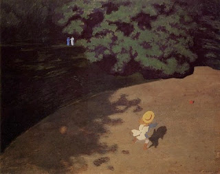 Felix Vallotton, Le Ballon