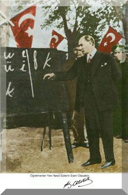 Başöğretmen Atatürk