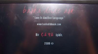 Başka Dilde Aşk