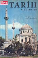 KAPAK - HAYAT TARİH MECMUASI - EKİM 1966 - SAYI 9