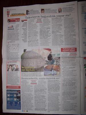 5 ARALIK 2010 HABERTÜRK GZT. EDITORYAL SAYFASI