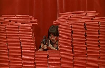 Şu küçük kırmızı kitap var ya...