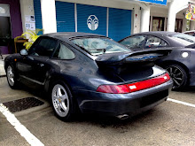 PORSCHE 993  RS LOOK SPOILER FOR SELL