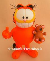 Garfield e Ursinho Pooky