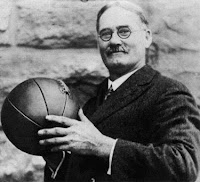 a brief history and the origins of basketball a game invented by dr james naismith James naismith was a canadian farm boy from almonte, ontario, a small town   during a psychology seminar dr gulick challenged his class to invent a new  game  writes naismith in his own version of the invention of the game  basketball,  when they failed me, there seemed little chance of success,' writes  naismith.