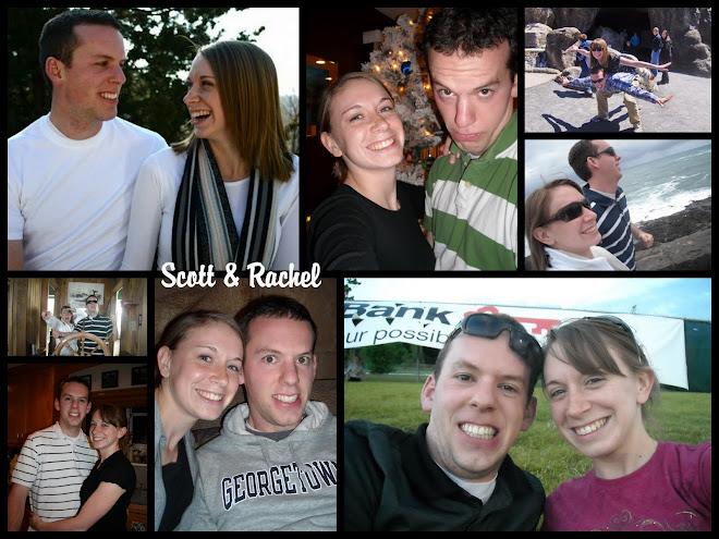 Scott & Rachel Miller