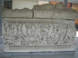 Βεβήλωση στο Αρχαιολογικό μουσείο Θεσσαλονίκης
