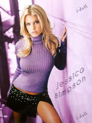 jessica simpson sexy