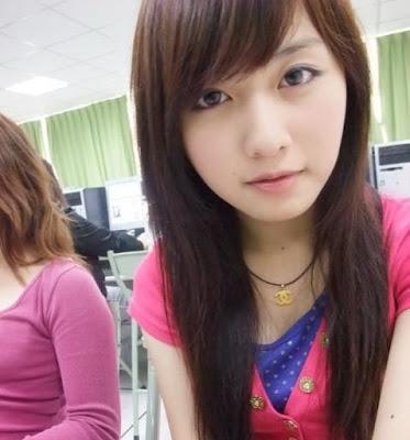 Gadis Taiwan Cantik