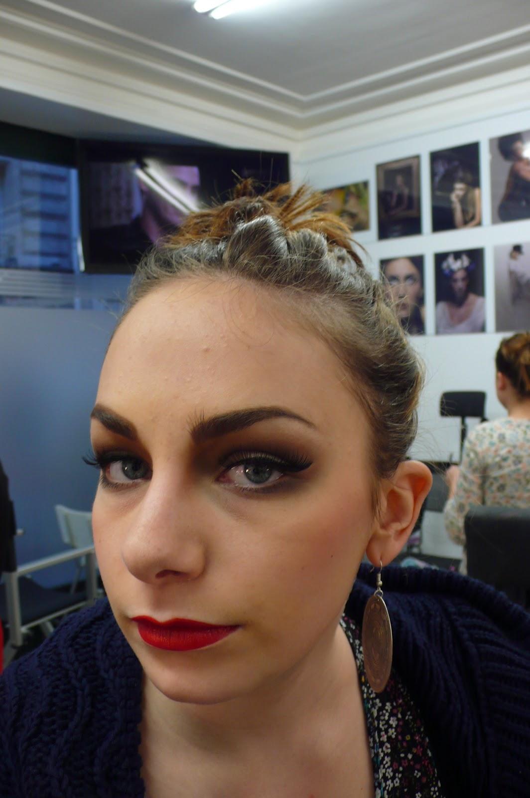 Ma Vie En Beaut Nouveau Th Me Maquillage Ann Es 50