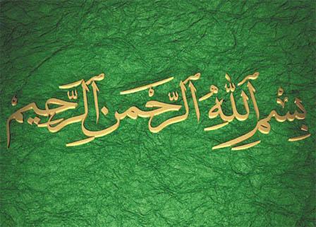Warna hijau sebagai simbol