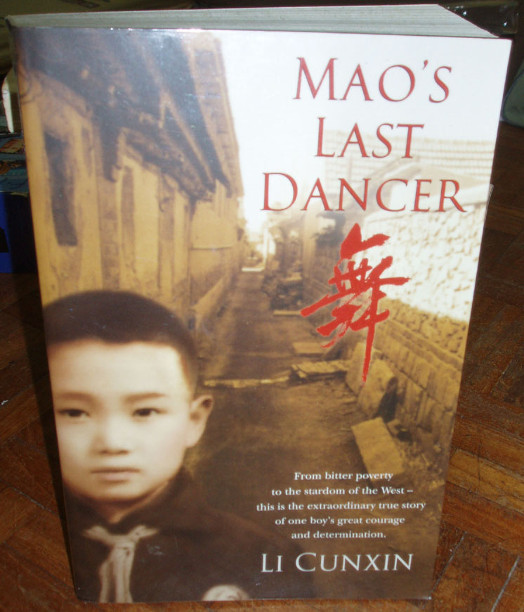 mao last dancer essay questions Wm-china initiative for film and new media another major facet of the relationships in mao's last dancer questions the purpose of him being a ballet.