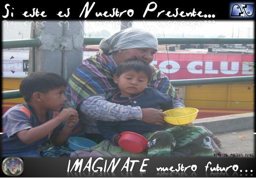 Campaña contra la pobreza