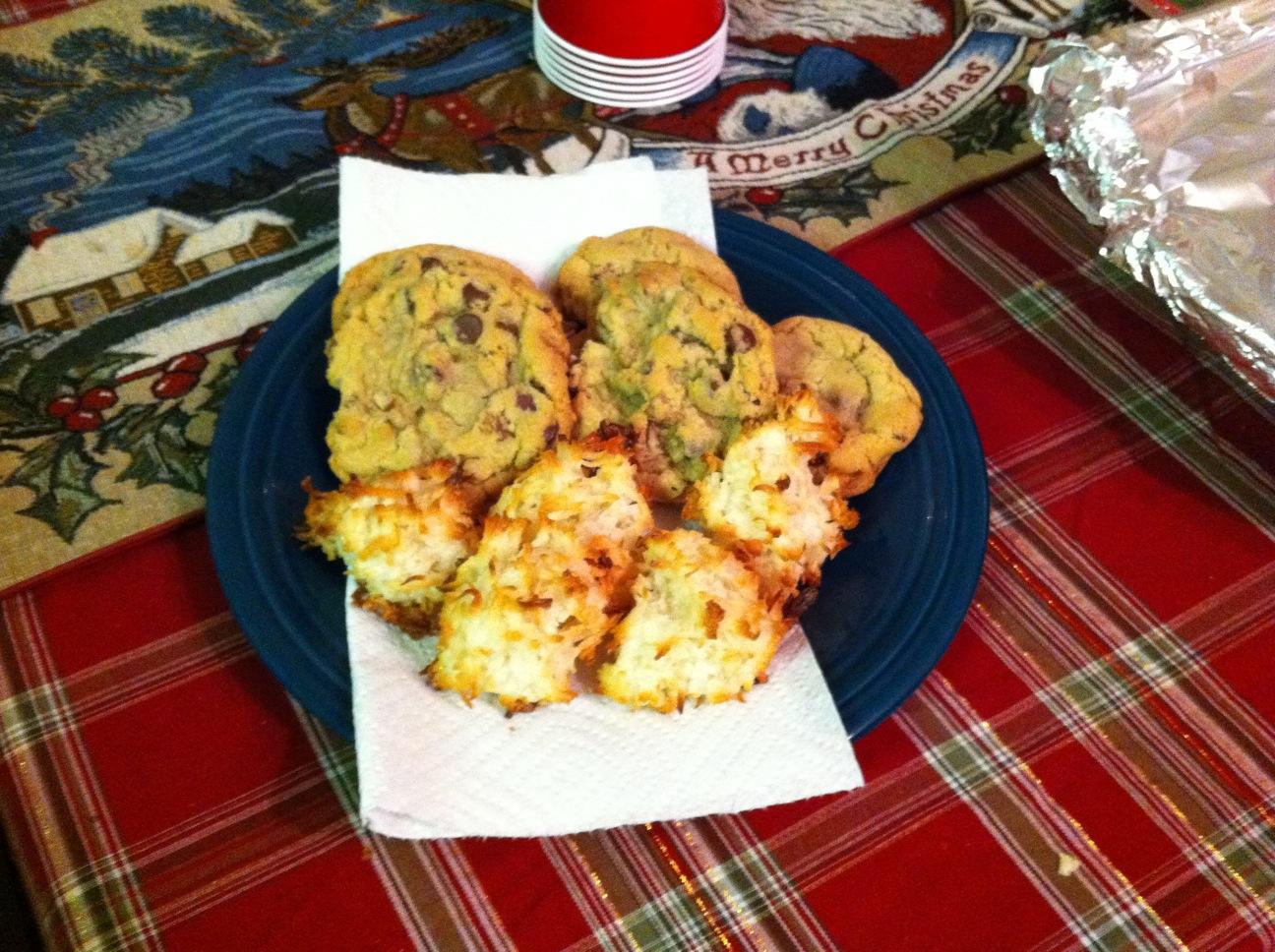 Vanilla Weasels Cookies