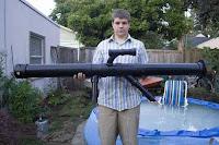 Bazooka fatto in casa