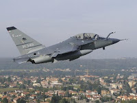 Alenia Aermacchi M 346 advanced instructor aircraft