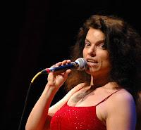 Roberta Gambarini: Italian jazz singer