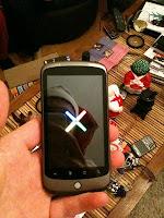 Google Nexus, the googlephone