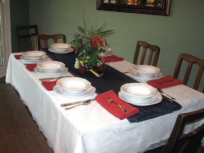 DIVASOFTHEDIRT, mindy's table