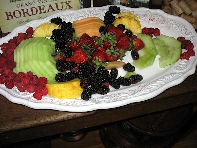 DIVASOFTHEDIRT, mindy fruit platter