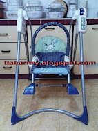 FP Smart Stages 3 in 1 Rocker Swing